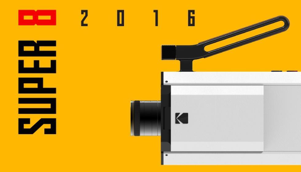 CES 2016: las recordadas cámaras Super 8 regresan con fuerza - 2