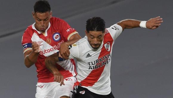 River Plate enfrenta a Argentinos Juniors en el Monumental | Fotos: @riverplate