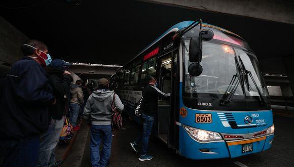 La ATU es la encargada de otorgar el subsidio a las empresas de transporte público que circulan en la capital y la provincia constitucional. (Foto: Ángela Poncde/GEC)