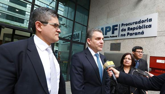 El equipo especial es coordinado por el fiscal superior Rafael Vela Barba desde julio de 2018. (Foto: Archivo El Comercio)