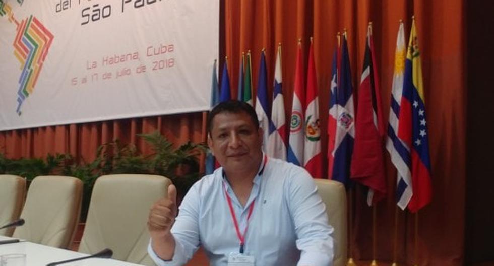 Richard Rojas García el beneficiario del cheque por más de S/376 mil que giró Vladimir Cerrón.