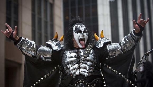 Gene Simmons (Foto: Reuters)