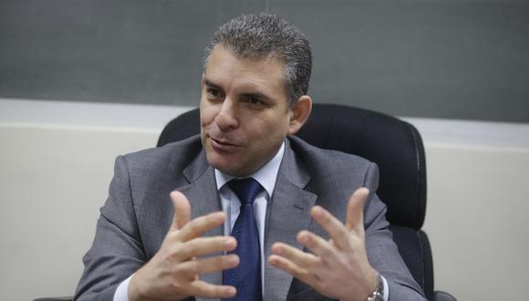 """Rafael Vela consideró que la decisión de Tomás Gálvez es parte de """"una campaña sistemática"""" en contra de los fiscales del equipo especial que coordina. (Foto: GEC)"""