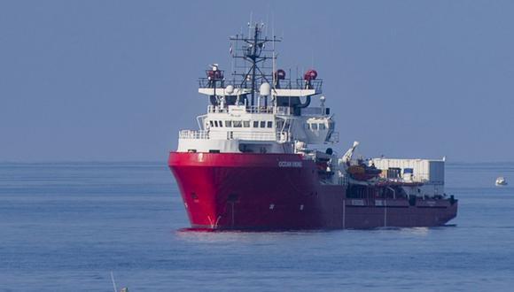 De acuerdo con el sobreviviente, el grupo había intentado viajar de Marruecos a las Islas Canarias de España. Después de que los motores fallaron, los pasajeros supuestamente saltaron al mar abierto. (Foto Referencial: Alessandro SERRANO / AFP).
