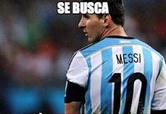 Argentina vs. Colombia: Messi protagonista de memes tras derrota albiceleste en la Copa América