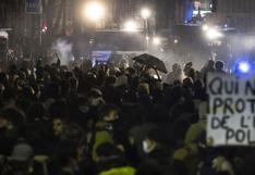 Miles de personas se manifiestan en Francia contra una ley que restringe las imágenes policiales | FOTOS