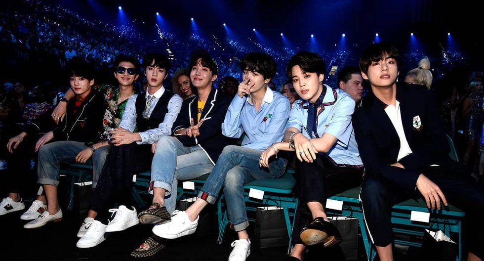 """BTS interpretó el éxito de """"The Beatles"""", """"Hey Jude"""". (Foto: Instagram)"""