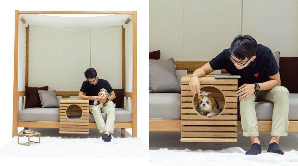 PET: el mueble  ideal para compartir con tu mascota - 2