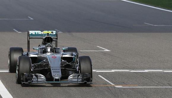 Fórmula 1: Nico Rosberg ganó el GP de China