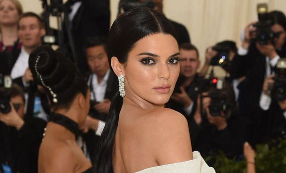 Kendall Jenner. (Foto: Agencia)