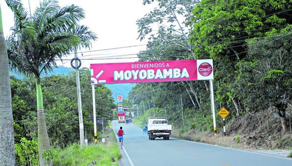 Además de la investigación en Moyobamba, en Tarapoto hay una carpeta fiscal sobre la adjudicación del proyecto de la carretera Cuñumbuque–Zapatero–San José de Sisa a Odebrecht.  (Foto: Óscar Ramírez / El Comercio)