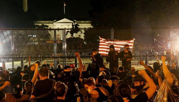 Protestas en Minneapolis. (Foto: Reuters)