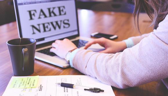 Las fake news abunda en internet. (Pixabay)