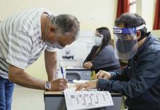 ONPE: Se colocarán dos cabinas de votación por cada mesa en las Elecciones 2021