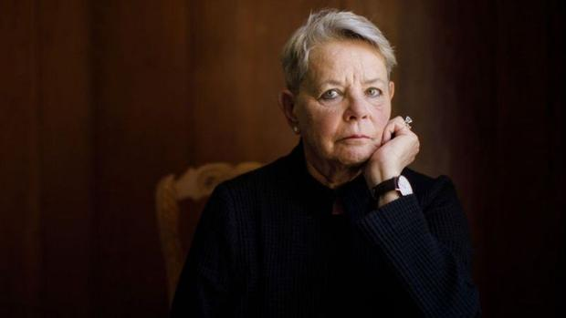 Professor Phyllis Gardner told Holmes that his idea would not work.  (Getty Images)