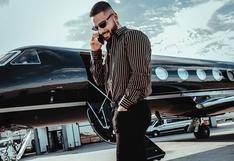 "Maluma se sinceró con Nicky Jam: ""Me compré un avión por mi paz mental"""