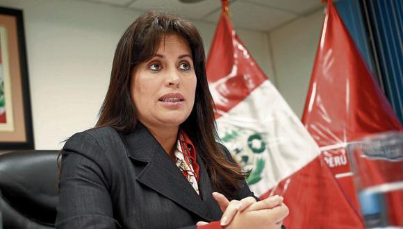 Carmen Omonte aseguró que no votaron por la vacancia por cálculo político. (Foto: GEC)
