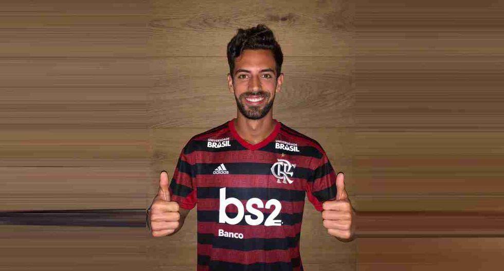 Pablo Mari pertenece al Manchester City, pero viene de jugar en Deportivo La Coruña. (Foto: Flamengo)