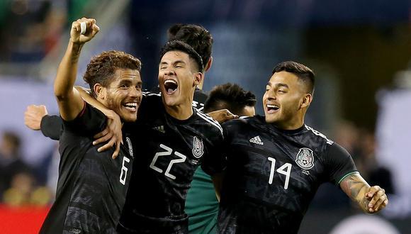 EN VIVO | EN DIRECTO | México se enfrentará a Bermudas en su debut en la Liga de Naciones de la Concacaf. | Foto: AFP