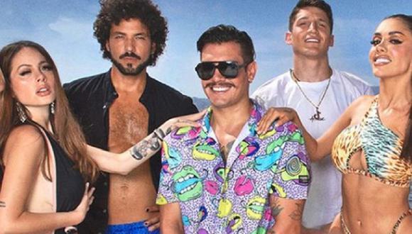 """Estos son algunos de los participantes de la octava temporada de """"Acapulco Shore"""" (Foto: MTV Latinoamérica)"""