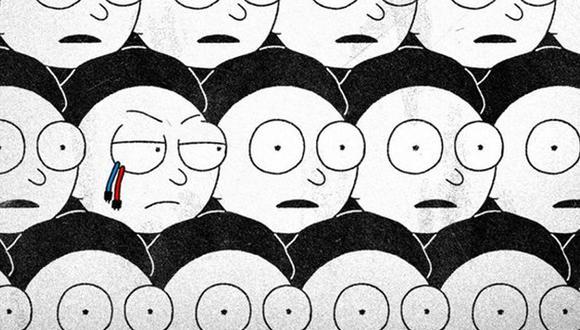 Rick and Morty 4: el Morty malvado, ¿reaparecerá en la temporada 4? (Foto: Adult Swim)
