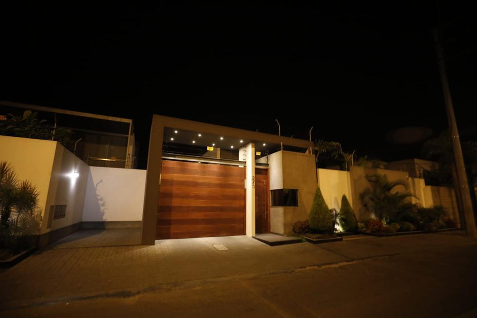 Esta fue la casa en la que estuvieron Solano y Pablo Zegarra | Foto: César Bueno/GEC