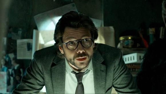"Álvaro Morte es parte del elenco de la serie ""The Wheel of Time""."