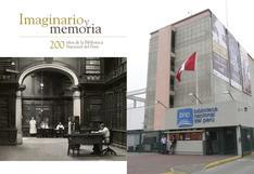 """Biblioteca Nacional del Perú celebra sus 200 años con el libro """"Imaginario y Memoria"""""""