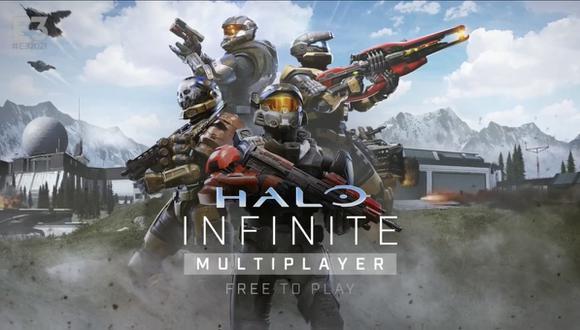 El modo multijugador de Halo Infinite será gratuito. (Imagen: Xbox)