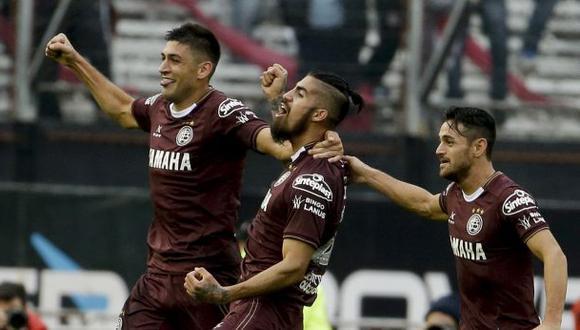 Lanús goleó 4-0 a San Lorenzo y es campeón del fútbol argentino