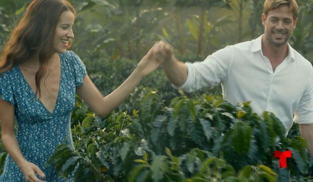 Dos personas enamoradas buscan ser felices, pero sus mundos opuestos impedirán que estén juntos (Foto: RCN Televisión)