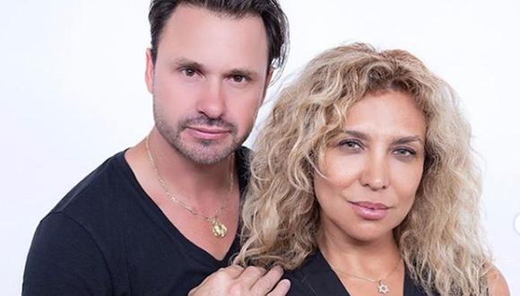 Cristian Zuárez y Adriana Amiel son una de las parejas más estables del medio mexicano y se acaban de comprometer (Foto: Instagram)