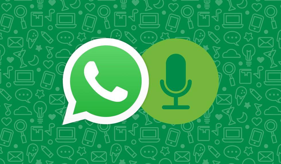 FOTO 1 DE 3 | Conoce en qué lugar de tu teléfono WhatsApp todas tus notas de voz | Foto: WhatsApp (Desliza a la izquierda para ver más fotos)