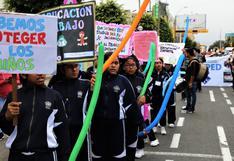 Callao: escolares marcharon en contra del trabajo infantil | FOTOS