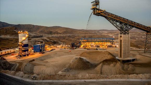 La reactivación minera generó resultados positivos en el sector. (Foto: GEC)