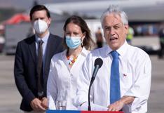 """Piñera sobre exitosa vacunación contra el coronavirus: """"Chile ha dado un ejemplo de unidad"""""""