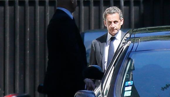 """Francia sobre Sarkozy: """"Nadie está por encima de la ley"""""""