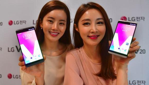 3 cámaras, 3 micrófonos y 2 pantallas: así es el nuevo LG V20