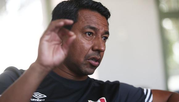 Solano fue detenido junto a Pablo Zegarra este jueves por su desacato a la norma. (Foto: GEC)