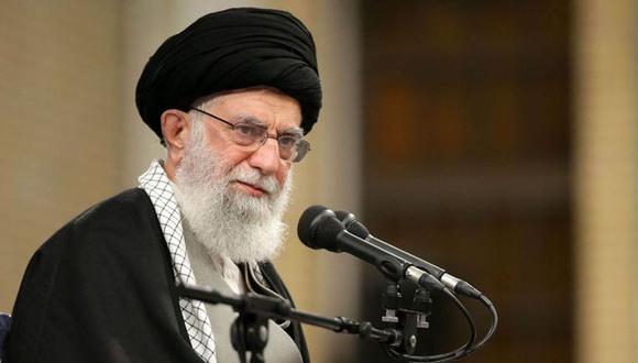 El líder supremo de Irán, Alí Jamenei. (AFP).