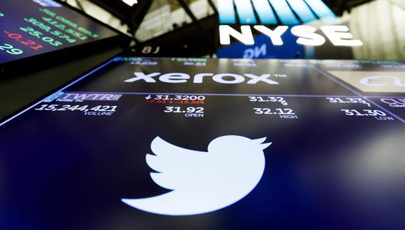 Las acciones de Twitter subieron en los intercambios electrónicos previos a la apertura de Wall Street. (Foto: EFE)