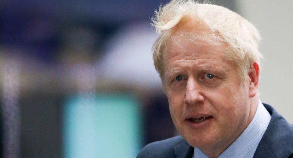 Boris Johnson encabeza la segunda votación en la carrera por suceder a Theresa May. Foto: AFP