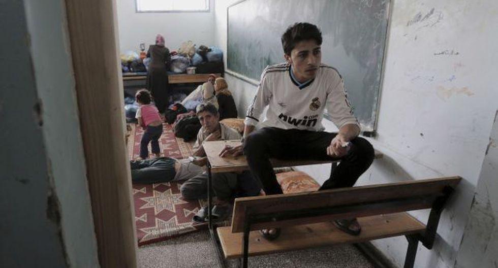 Gaza: ONU refugia a 4 mil palestinos ante ofensiva israelí