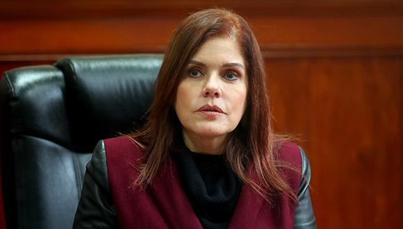 Mercedes Araoz es la quinta persona que renuncia al cargo de vicepresidente en los últimos veinte años. (Foto: GEC)