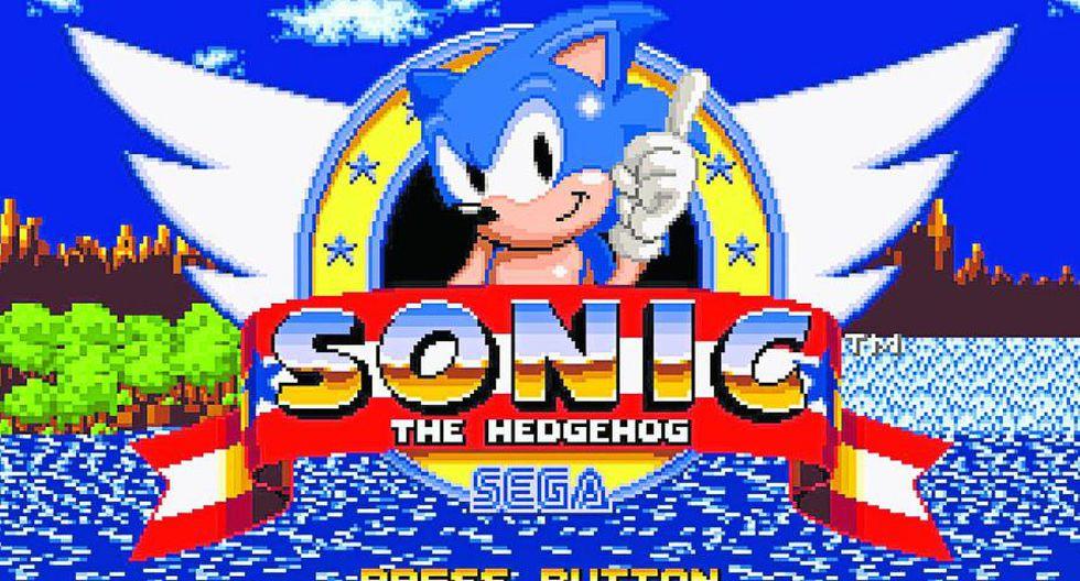 El juego fue lanzado por primera vez en 1991. Con la llegada de la consola Dreamcast, Sega lanzó nuevos títulos como Sonic Adventure. (Foto: Sega)