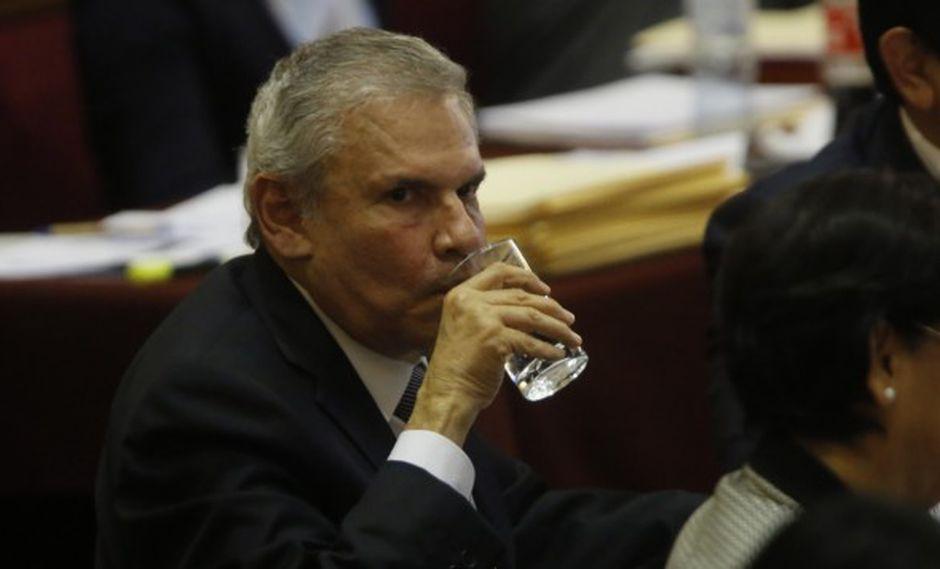 El ex presidente de OAS Leo Pinheiro confesó haber entregado dinero para la campaña de Castañeda Lossio en 2014. (Foto: GEC)