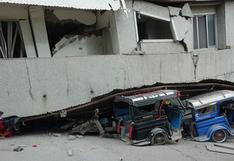Terremoto de magnitud 6,8 sacude Filipinas, deja al menos cuatro muertos y edificios colapsados | FOTOS Y VIDEOS