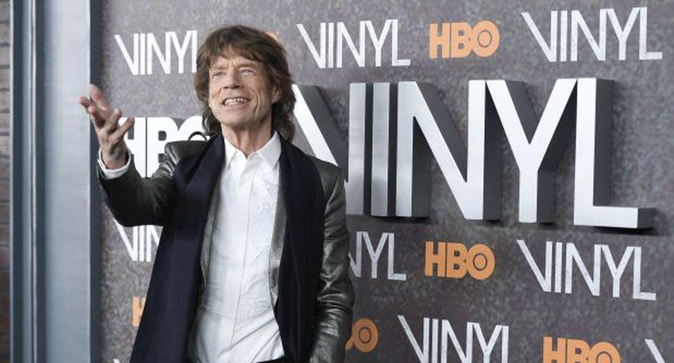 Mick Jagger será padre por octava vez a los 72 años de edad