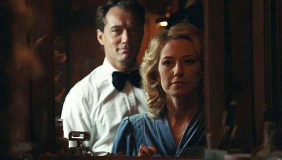 Los O'Hara son un matrimonio conformado por Rory y Allison, interpretados por unos excelentes Jude Law y Carrie Coon. (Foto: Amazon Prime)