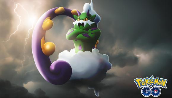 Conoce todos los Pokémon que puedes usar para derrotar a Tornadus. (Foto: Pokémon)